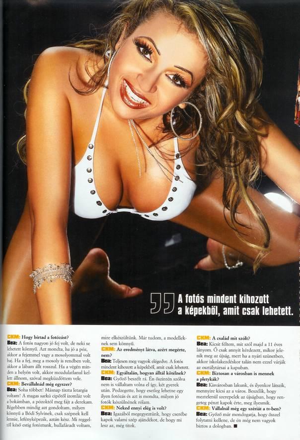 Gáspár Bea régi szexi képei