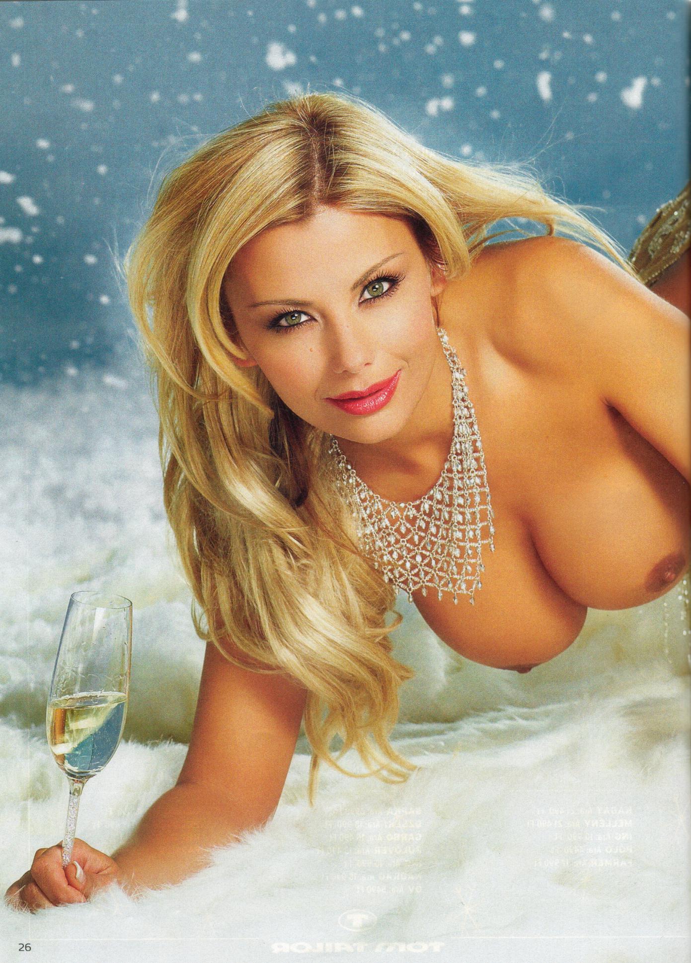 Rába Tímea Playboy fotó