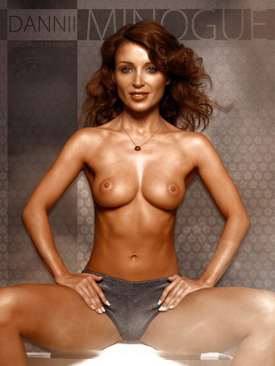 Dannii Minogue erotikus-6